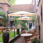 Terras voor De Prinsenkelder